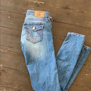 True Religion Skinny Super T 28